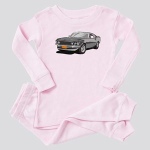 Artsy Version - 1969 Ford Mus Baby Pajamas