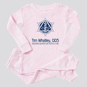 Tim Whatley DDS Seinfeld Baby Pajamas