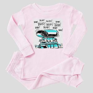 BLAP BLAP BLAP Baby Pajamas