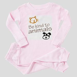 be kind2 Baby Pajamas