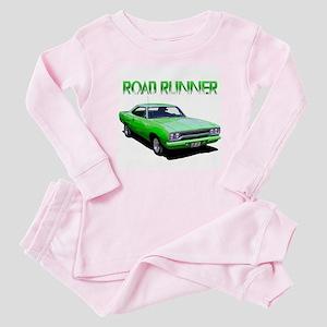 GreenRunner-10 Baby Pajamas