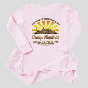 CAMP ALCATRAZ Baby Pajamas