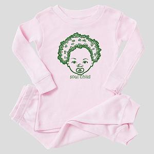 Soul Child Clothing Baby Pajamas