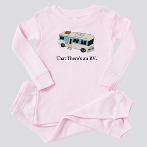 That There's an RV Baby Pajamas