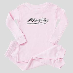 mustang Baby Pajamas