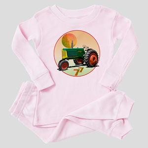 Oliver77RC-Tri-C10trans Baby Pajamas