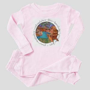 Red Canyon Baby Pajamas