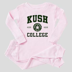 KUSH COLLEGE-2 Baby Pajamas