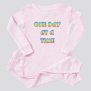 One Day At A Time Baby Pajamas