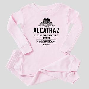 Alcatraz S.T.U. Baby Pajamas