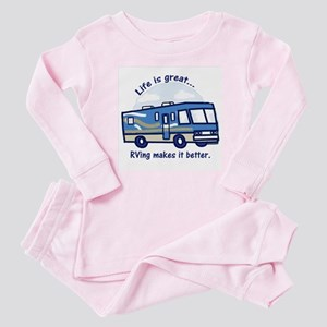 RVinggreat Baby Pajamas