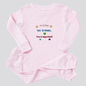 You is...design Baby Pajamas