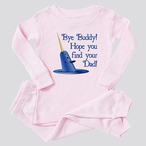 Mr. Narwhal Quote from Elf Baby Pajamas