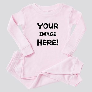 Customizable Image Baby Pajamas
