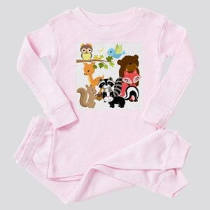 Forest Friends Pajamas
