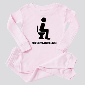 Downloading Baby Pink Pajamas