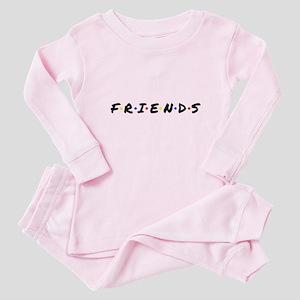 FRIENDS Baby Pajamas