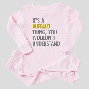 Its A Buffalo Thing Infant Bodysuit