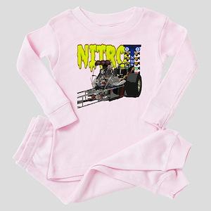 Nostalgia Nitro Baby Pajamas