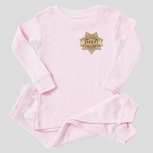 Sheriff Longmire Baby Pajamas