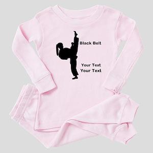 Black Belt Kick Pajamas