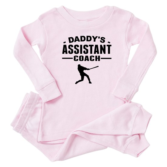 Daddys Assistant Baseball Coach