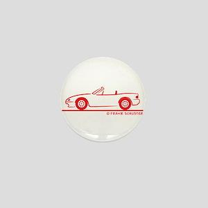 Miata MX-5 Mini Button (10 pack)