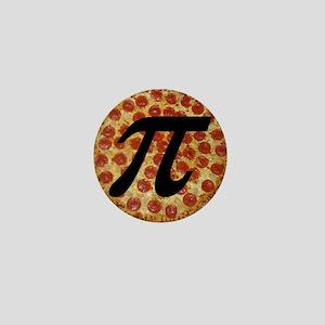 Pizza Pi Mini Button (10 pack)