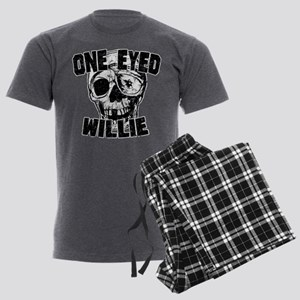 One Eyed Willie Men's Dark Pajamas