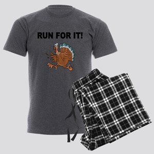 RUN FOR IT!-WITH TURKEY Pajamas