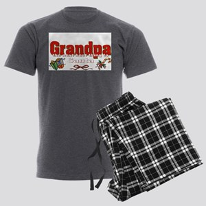 Grandpa, the next best thing to Santa Men's Light