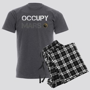 Occupy Mars Shirt Pajamas
