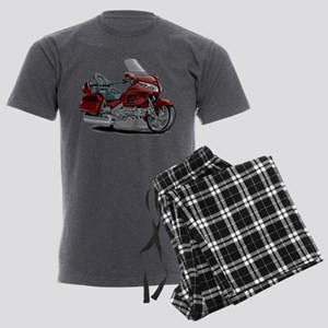 Goldwing Maroon Bike Pajamas