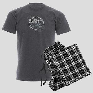 ADK 46 high peaks Men's Charcoal Pajamas