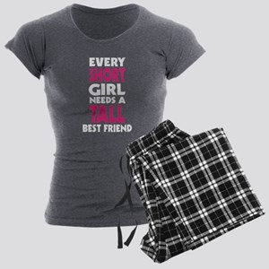(SHORT GIRL - TALL GIRL) BFF Pajamas