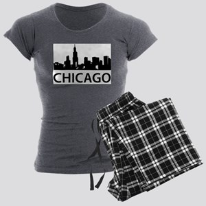 Chicago Skyline Women's Light Pajamas