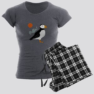 Puffin! Bird Pajamas