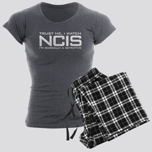 I Watch NCIS I'm Basically A Women's Dark Pajamas