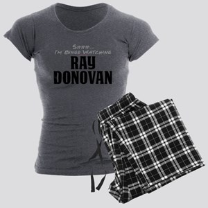 Shhh... I'm Binge Watching Ray Donovan Women's Lig