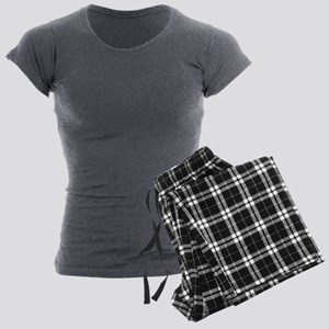 For The Throne - Game of Women's Charcoal Pajamas