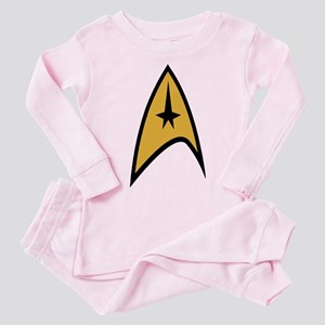 Star Trek Toddler Pink Pajamas