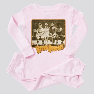 The Little Rascals: Picture Toddler Pink Pajamas