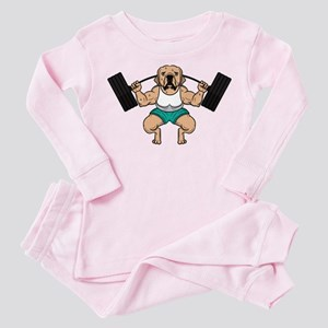 Funny Bodybuilding Weightlifting The Squat Pajamas
