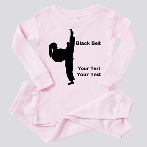Black Belt Kick Pajamas