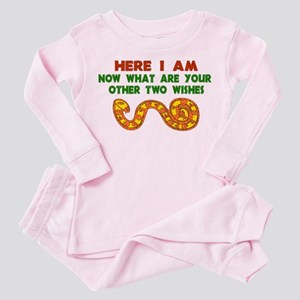 Home For Kwanzaa Toddler Pink Pajamas