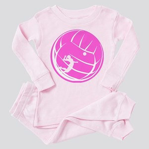 Volleyball Design for girls and women Pajamas