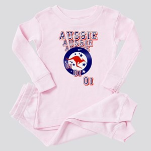 Aussie Toddler Pink Pajamas