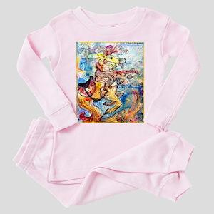 Sea Horse! Fantasy art! Pajamas