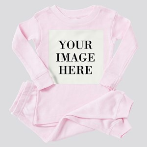 Your Image Here - Design Your Own Toddler Pink Paj