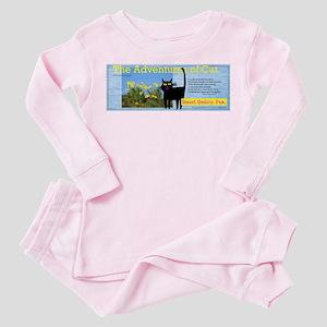 Daffodils Toddler Pink Pajamas